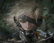 Raiden Wallpaper