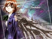 SaiKano Wallpaper