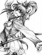 Samurai Girl Real Bout High School