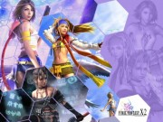 Final Fantasy X-2 Wallpaper