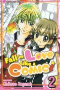 Fall In Love Like A Comic!