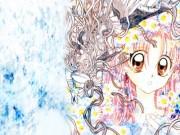 Time Stranger Kyoko Wallpaper