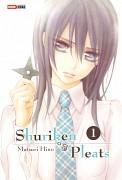 Shuriken to Pleats