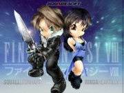 Final Fantasy VIII Wallpaper