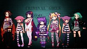 Criminal Girls Wallpaper