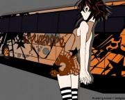 Mahou Shoujo Ai Wallpaper
