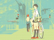 The Girl Who Leapt Through Time Wallpaper