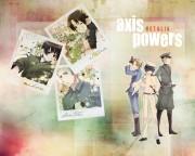 Hetalia: Axis Powers Wallpaper