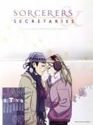 Sorcerers & Secretaries