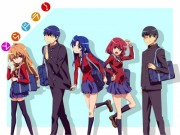 Toradora! Wallpaper