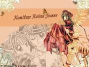 Kamikaze Kaitou Jeanne Wallpaper