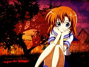 Higurashi no Naku Koro ni Wallpaper