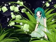 Midori no Hibi Wallpaper