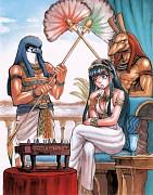Aoi Horus no Hitomi