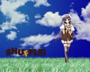 Shuffle! Wallpaper