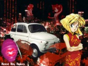 Gunsmith Cats Wallpaper