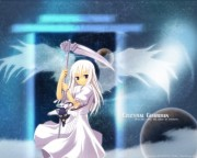 Shinigami no Ballad Wallpaper