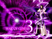 War of Genesis III Wallpaper