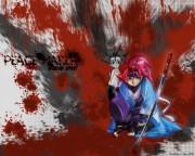 Peacemaker Kurogane Wallpaper