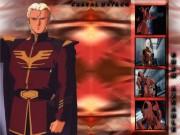 Mobile Suit Gundam: Char's Counterattack Wallpaper
